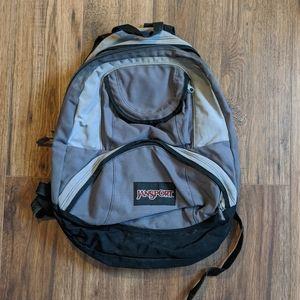 FREE Jansport Backpack Gray Vintage